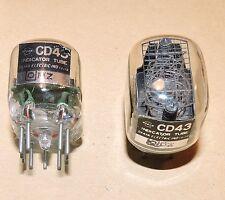 1 nixie CD43 Okaya Electric