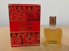 Molinard by Molinard for Women 5 ml MINI MINIATURE PERFUME Vintage w/ box