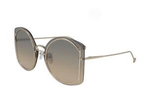Occhiali da Sole Salvatore Ferragamo SF196S 39798 oro lucido marrone  704