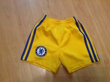 "NICE PAIR BOYS YELLOW CHELSEA SHORTS 20/22"" WAIST (4/6 YEARS)"
