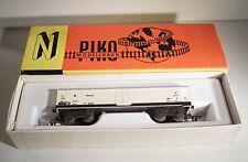 """06 358 PIKO N-Spur """"Eiskühlwagen DR,mit alter Hakenkupplung"""""""