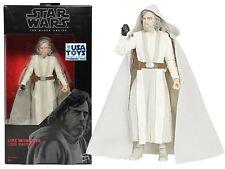 "Star Wars Black Series 46 LUKE SKYWALKER Master The Last Jedi  15cm 6"" Free ITA"