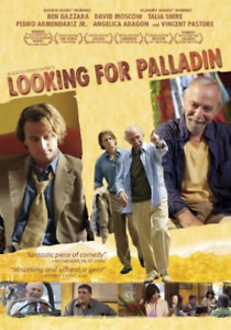 Various-Looking For Palladin DVD NEW