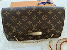 Louis Vuitton Monogram Favorite MM Crossbody Bag