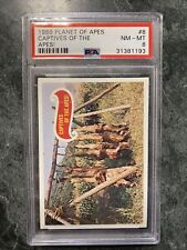 1969 Planet of the Apes #08 Captive of the Apes Psa 8 Nm-Mt