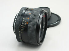 Carl Zeiss Planar T* 50mm f/1.7 Lens C/Y MINT Yashica Contax 929