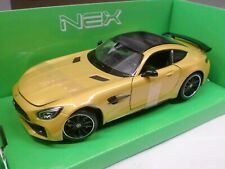 WELLY 1/24 - MERCEDES AMG GT R