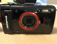 Olympus TG-2 Waterproof Camera in Excellent Used Condition. Comes with box.
