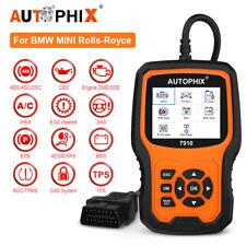 Autophix 7910 ABS SAS SRS Scanner Auto Car Full System Diagnostic For BMW Mini