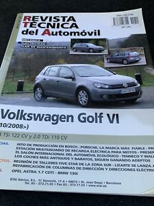 Manual De Taller VW GOLF VI