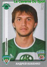 372 ANDREY KOBENKO FK.TEREK GROZNIY STICKER PANINI RUSSIA LEAGUE 2012