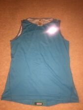 Women's Adidas Tennis Top, Blue Color, Size 12, Used