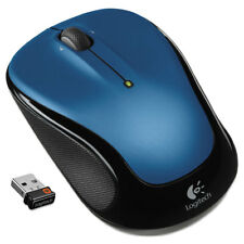 Logitech M325 Wireless Mouse Right/Left Blue 910002650