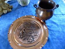 lot de cuivre ancien pour votre décor de campagne ou cuisine