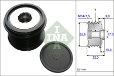 Generatorfreilauf INA 535 0209 10