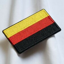 Deutschland Flagge Aufnäher Patch Aufbügler Abzeichen DIY Aufnäherbild Abzeichen