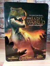 Sir Arthur Conan Doyle's The Lost World Collector's Edition 3 movies (Dvd, 2008)