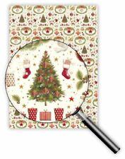 *QUIRE*Geschenkpapier*Weihnachten* 50 x 70cm* Weihnachtsaccessoirs*