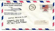 1978 Grumman Gulfstream II White Sands Missile Range Weitz Hayes Pingrey USA