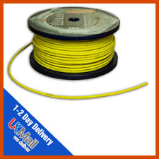 Van Damme Tour Grade XKE Yellow Microphone Cable | Mic Cable | 50m