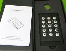mini WIRELESS PRESENTER POINTER PowerPoint PPT Presentation - Black