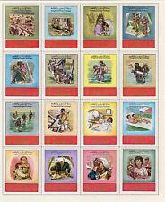 JORDANIE 1970 Y&T N°599 à 628 30 timbres neufs avec charnière /KRTJ1