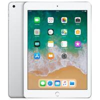 Apple iPad 9.7 2018 WiFi/WLAN 128GB Silver MR7K2FD/A IOS Tablet PC Retina