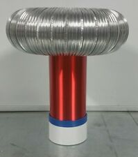 Tesla Coil - 48W No Power Supply