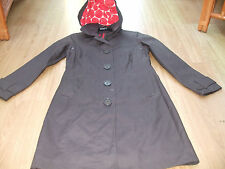 Boden Cotton Button Patternless Coats & Jackets for Women