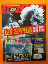 rivista UNCUT 62/2002 + CD Pere Ubu Led Zeppelin Patti Smith John Lydon Doves