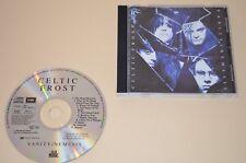 Celtic Frost - Vanity/Nemesis / EMI Noise 1990 / W. Germany / 1st. Press / Rar