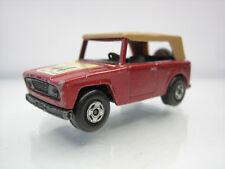 Diecast Matchbox Superfast Field Car Red Good Condition