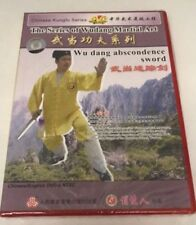 Chinese Kungfu Martial Art Series - Wudang Abscondence sword by Yue Wu Dvd - New