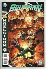Aquaman #38 2015 Dc The New 52! Jeff Parker Story! Paul Pelletier Art! Sharp Fn-