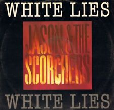 """Jason & The Scorchers(12"""" Vinyl)White Lies/Are You Ready For The Countr-VG/VG+"""