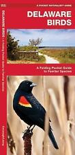 Delaware Birds: A Folding Pocket Guide to Familiar Species: By Kavanagh, James