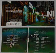 Japanese Popstars, Fergie, Phil Kieran, Scope   Irish promo 2 cd, digipak cover