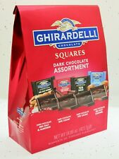 Ghirardelli Dark Chocolate Squares Assortment Geradeli Caramel Sea Salt Cacao