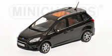 Ford C Max Grande 2010 Black Metallic Minichamps 1:43 400089100 Diecast