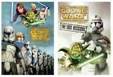 Star Wars The Clone Wars Season1-6 Complete Series Season 1 2 3 4 5 6