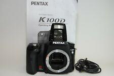 Pentax K100D 6.1MP Digital SLR Camera Body