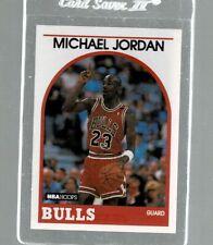 1989-90 Hoops #200 Michael Jordan NM (JF)