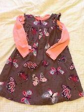 Knee Length Corduroy NEXT Dresses (2-16 Years) for Girls