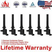 Set of 6 Ignition Coils FD502 DG500 DG513 for Ford Escape Mazda Mercury 3.0L V6