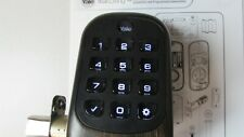 Yale Locks YDR110-ZW-US Touchscreen Deadbolt B1L with Z-Wave Bronze
