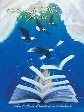 Amor de Dios en Poesia by Castellanos de Anchondo Ana María (2015, Hardcover)