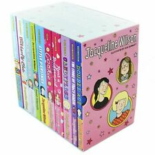 Jacqueline Wilson 10 Books Collection Set Cookie, Candyfloss, Paperback NEW
