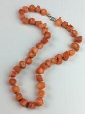 """Formed """"CORAL"""" NECKLACE Must Be Seen Ship Worldwide"""