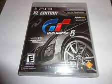 Gran Turismo 5: XL Edition  (Sony Playstation 3, 2010) NEW