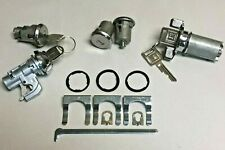 1969-1970 Impala, Caprice, Bel Air, Biscayne Complete OE style Lock Set- GM keys